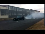 BMW e34 530 smoker