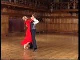 Техника бальных танцев: Вальс, Танго, Медленный фокстрот, Квикстеп [video-dance.ru]