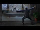 Поющие под дождем(отрывок из фильма)